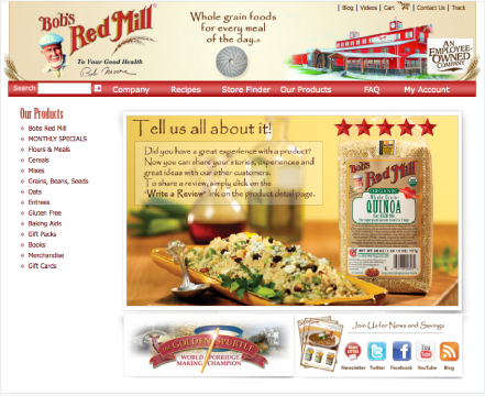 Download Case Study: Bobs Red Mill