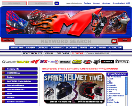 Download Case Study: McCoy Motorsports