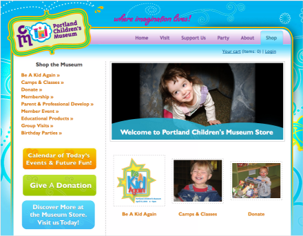 Download Case Study: Portland Childrens Museum