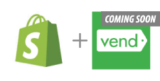 Connect Shopify and Vend POS